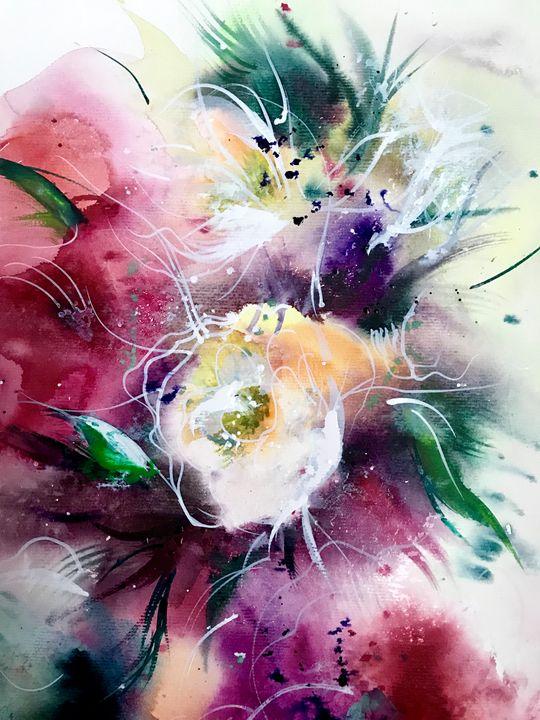 Gentle Bloom - Tatiana Vassi