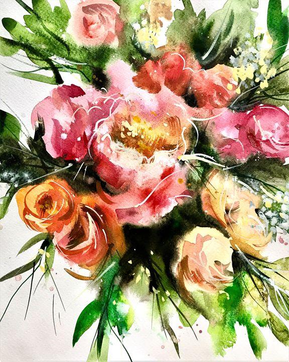 Summer Bloom - Tatiana Vassi