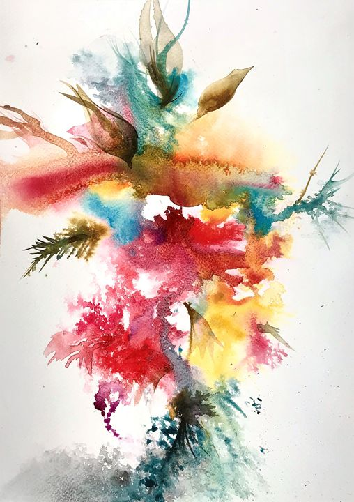 Exotic Bloom - Tatiana Vassi
