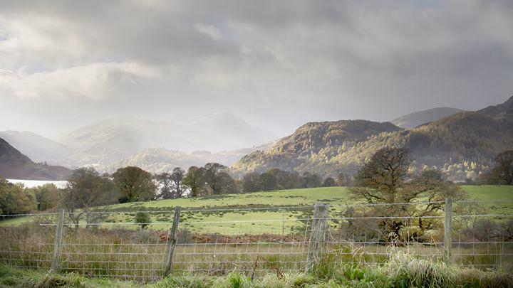 Cumbrian Scene - Linsey Williams