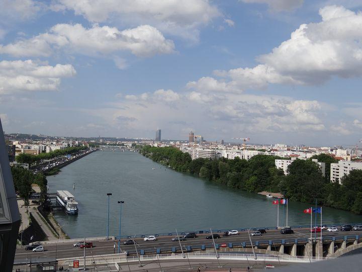 View of Lyon - Diversity