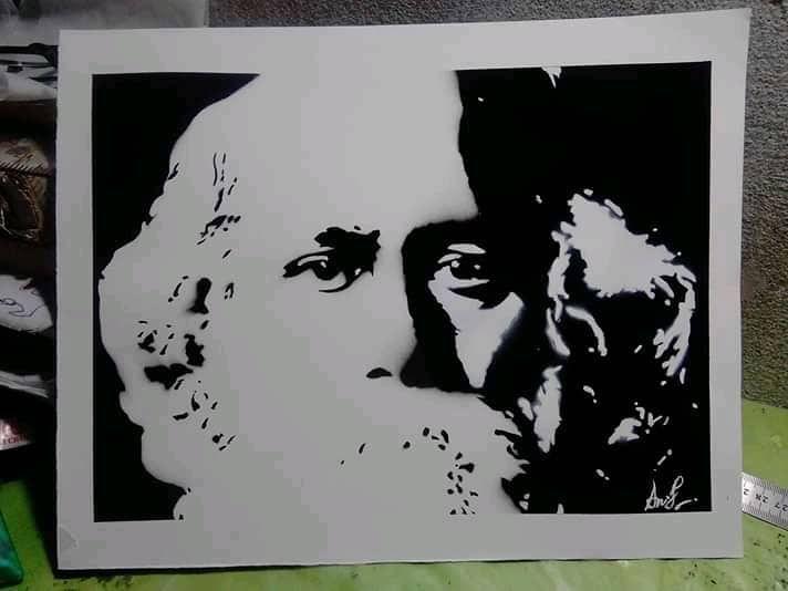 Rabindranath Tagore - Asif Iqbal Tutul