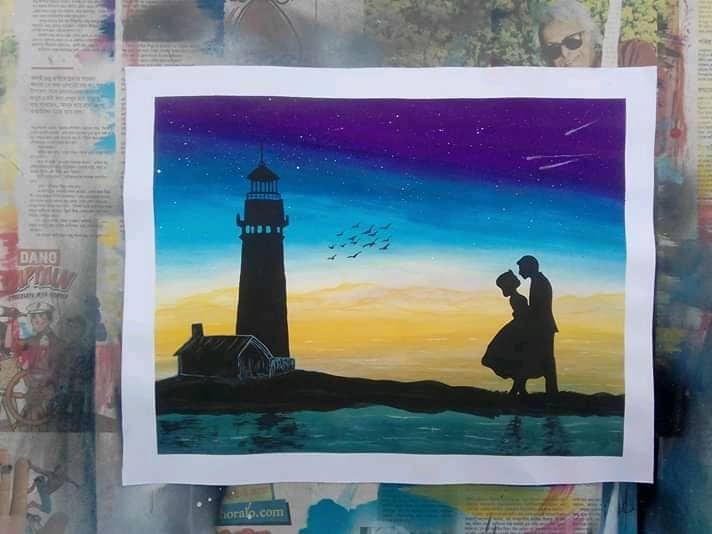 Romantic Couple - Asif Iqbal Tutul