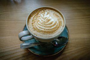 My fix - coffee