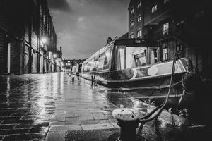 Canal Boat - The traveller