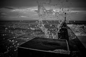 Water's crash
