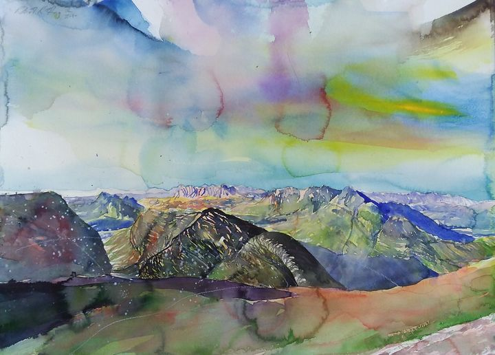 Coigach, Inverpolly and Assynt - Robertkh238Art