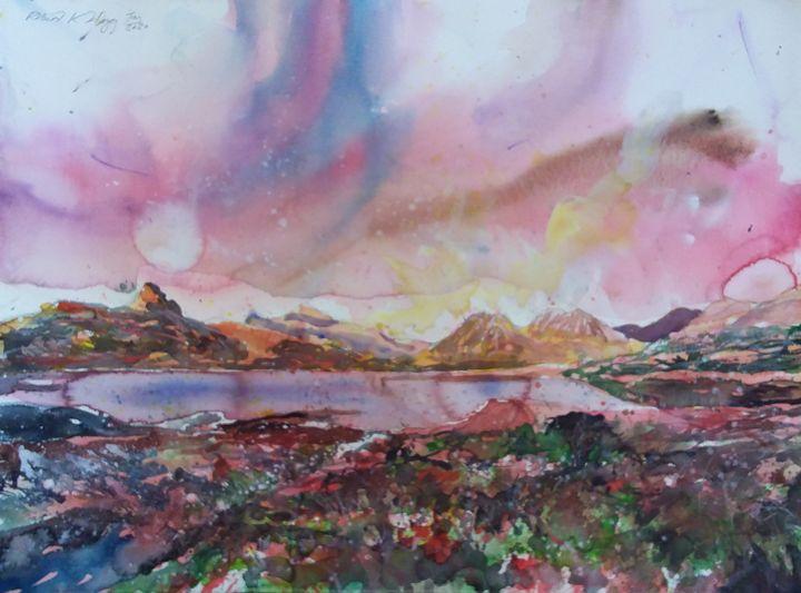 Loch Bad a' Ghail, Inverpolly - Robertkh238Art
