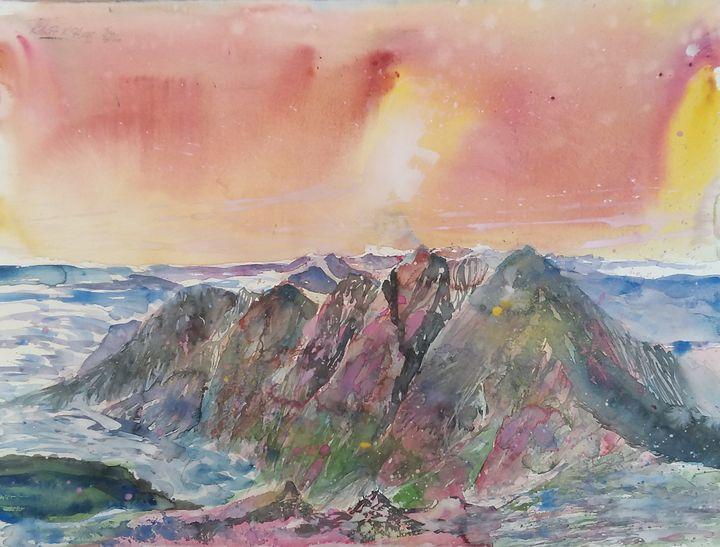 An Teallach, Dundonnell - Robertkh238Art
