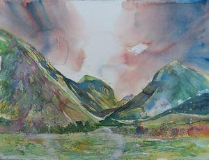 Achnacon and Lower Glencoe