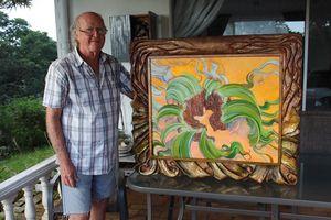 Welwitschia Mirabilis (Oil Painting)