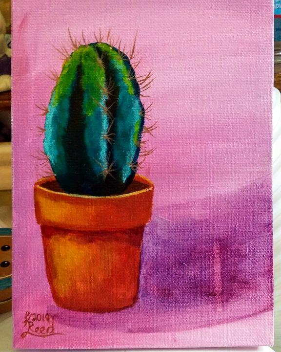 Stuck on you - Art By Katherine