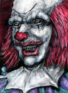 Pennywise by My Dying Muse