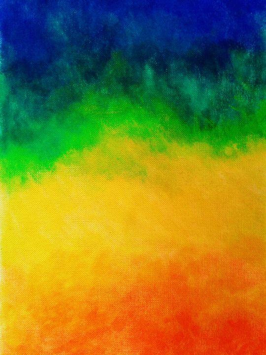Colors of Life - Purple School of Arts - Art Gallery