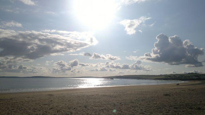 Calm Beach - Opi Mozumder