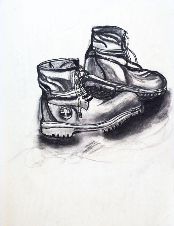 Pair of Boots - Bennett Rambo