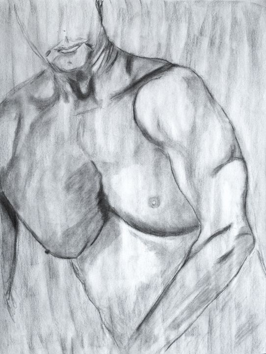 Male Figure - Bennett Rambo