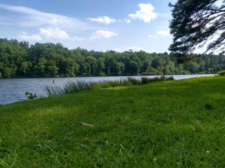 Beautiful Lakeside - DarkDemiseArt