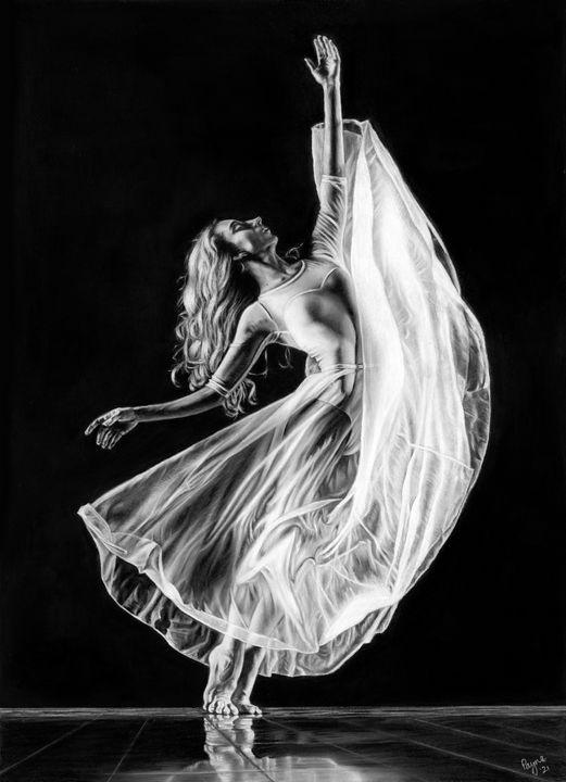 Dancer - Teresa Payne Art