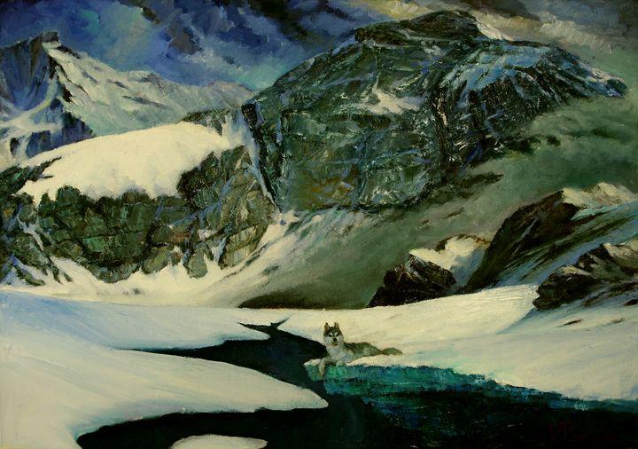 White silence - Valer-As Gallery