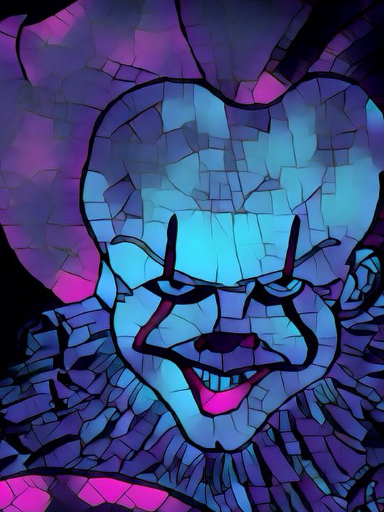 Pennywise - Jelly Art