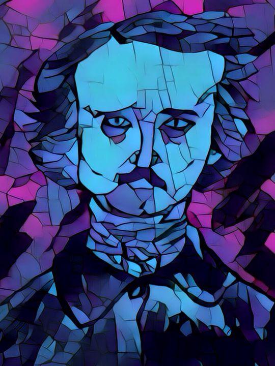 Poe - Jelly Art