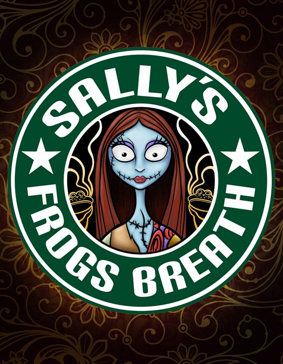 Sally's frogs Breath - ArtistsrsCreations