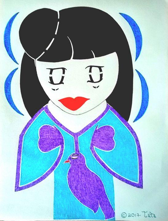 Geisha Moon Doll - Tata Kimfa
