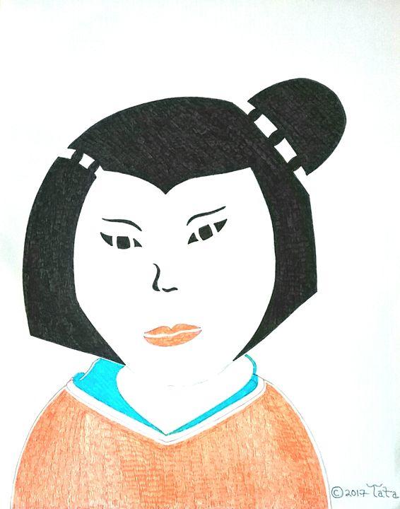 Samurai Doll - Tata Kimfa