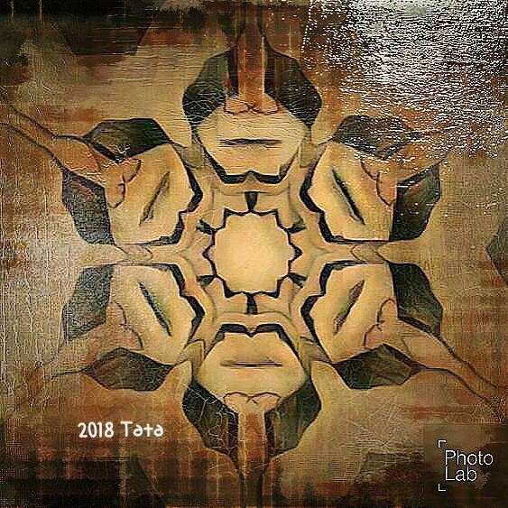 Mandala Masks - Tata Kimfa