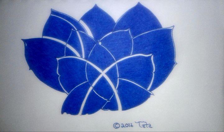 A Calm Lotus Blessing - Tata Kimfa