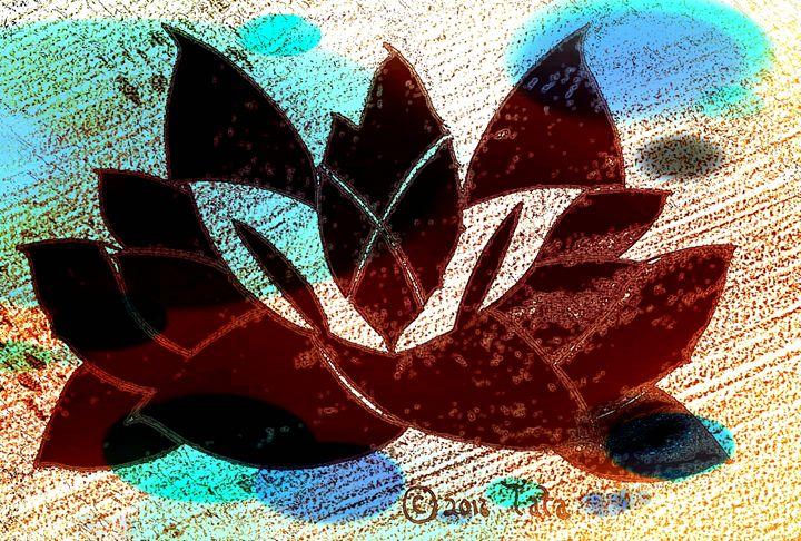 Lotus Seal - Tata Kimfa