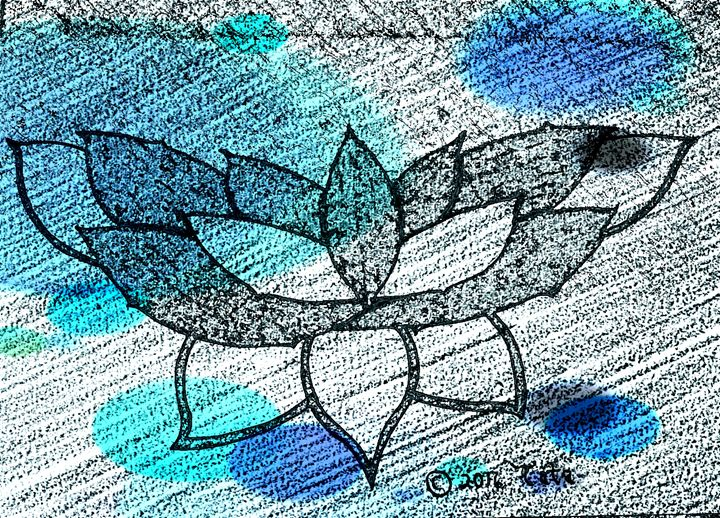 Lotus Butterfly - Tata Kimfa