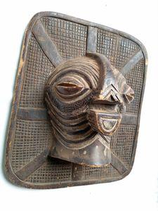 African mask,Songye tribe mask,Congo