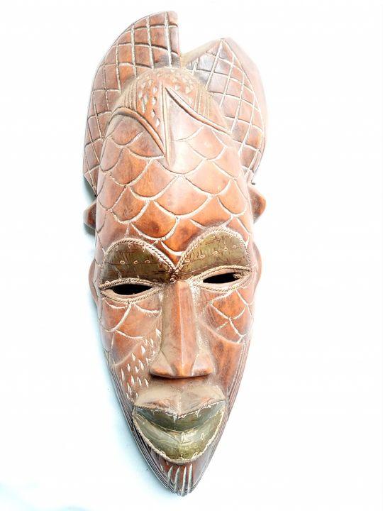 African mask, Tikar tribe mask - ArtWorld222