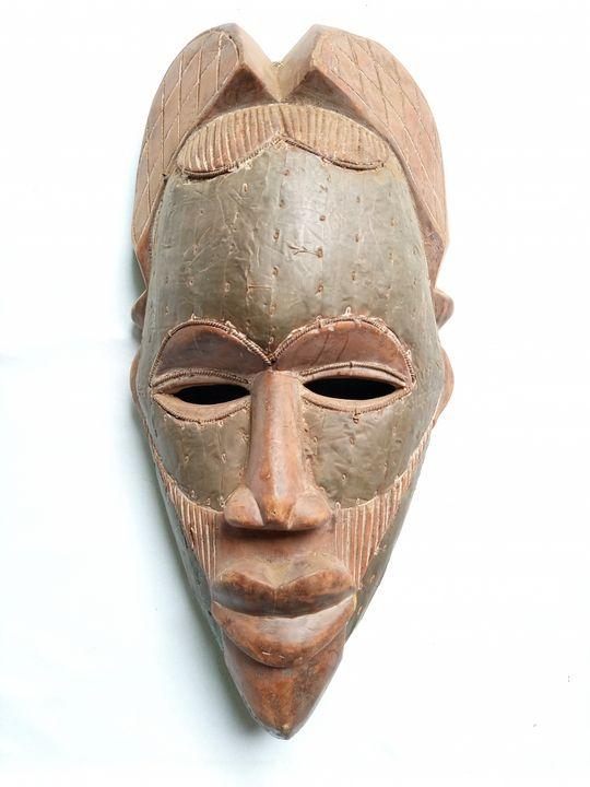 African tribal mask, Tikar tribe - ArtWorld222