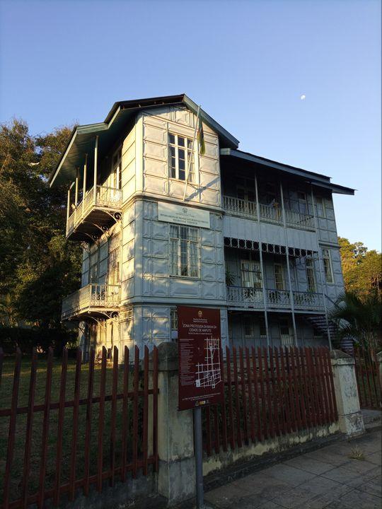 Iron house,Historic building,Maputo - ArtWorld222