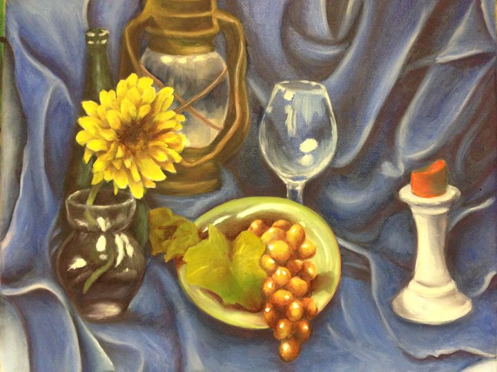 Still Life - Mae's Art