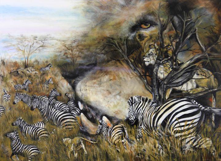 Survival - Art by Laneea