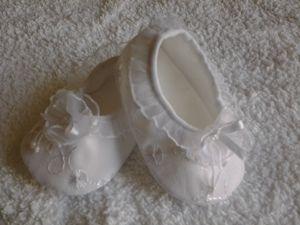 Baby booties