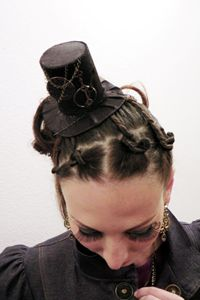 Small Steampunk Hat