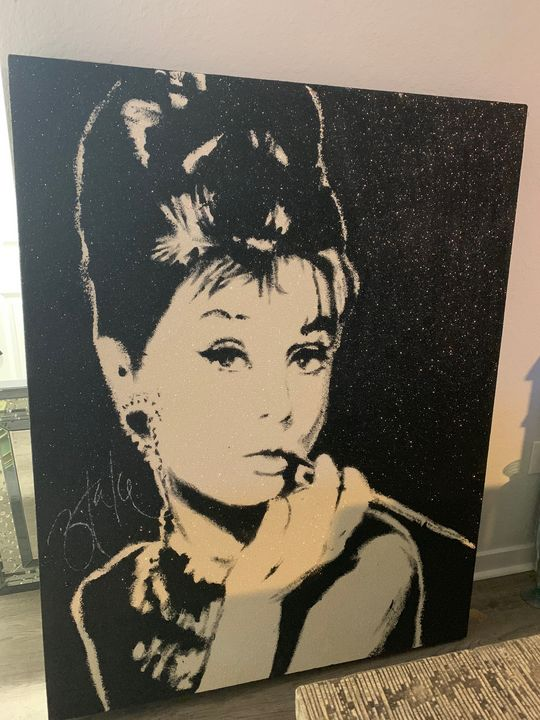 Audrey Hepburn - Rachaelina