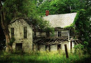 Abandoned Missouri House