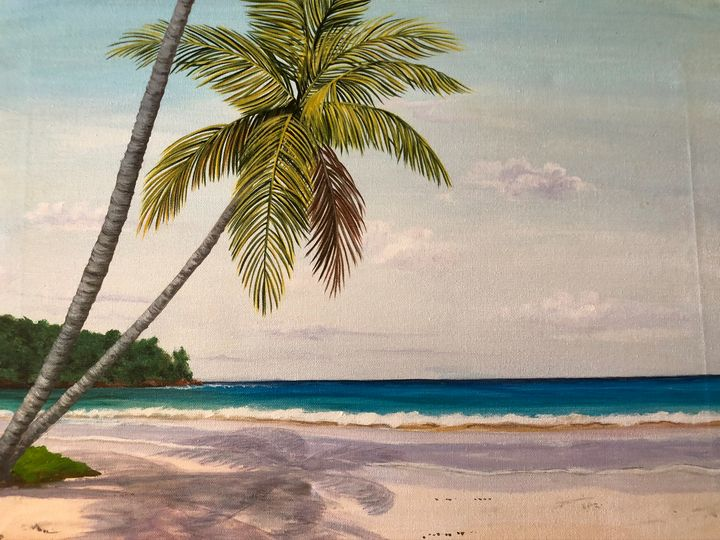 Palm Tree - Spice Art