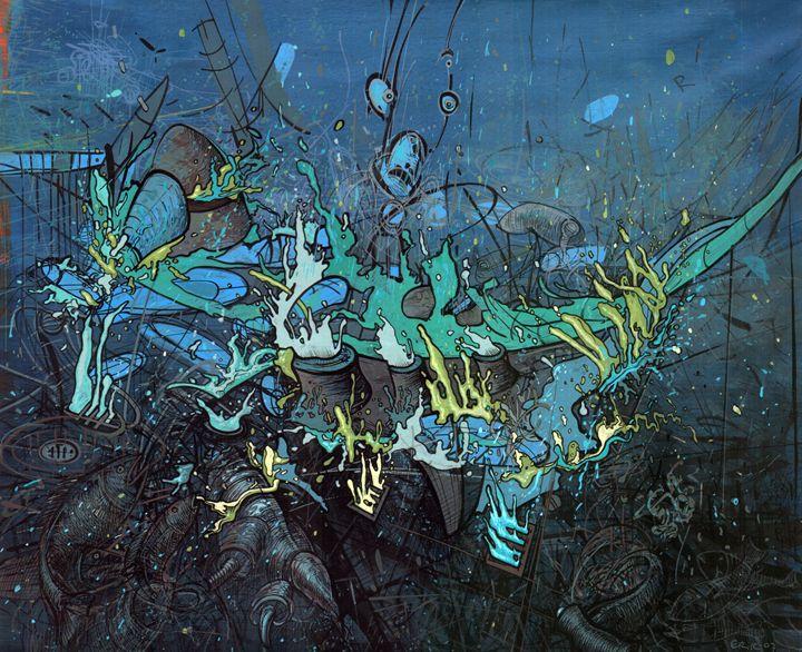 drench - Erik Shutov