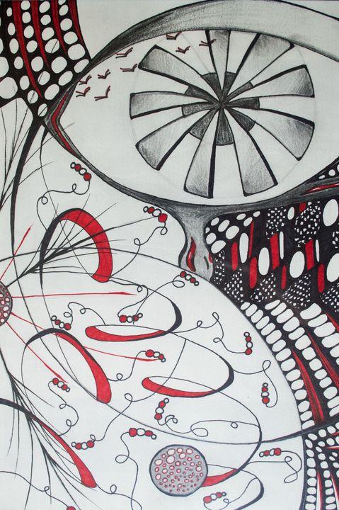 """""""In the Eye of the Beholder"""" - EMC_ART"""