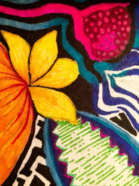 Botanical Magic - EMC_ART