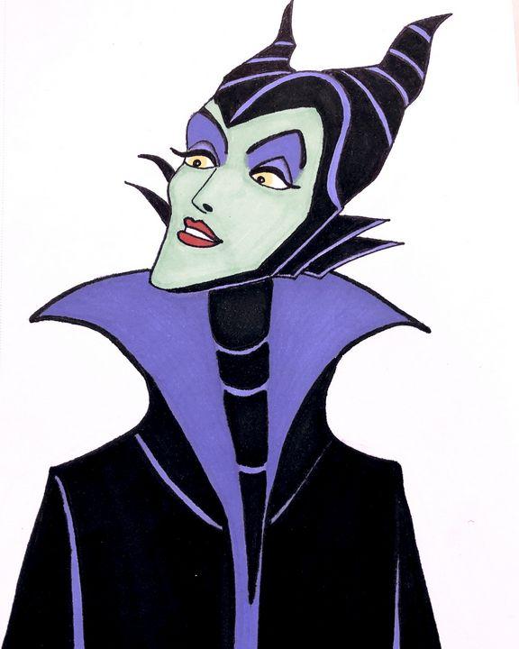 Maleficent - EMC_ART