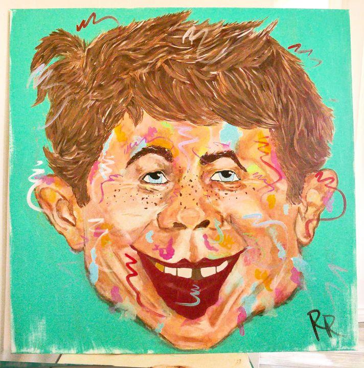 Mad Crazy Happy - Robin Reyes
