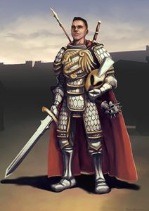 Young Paladin of Heironeous